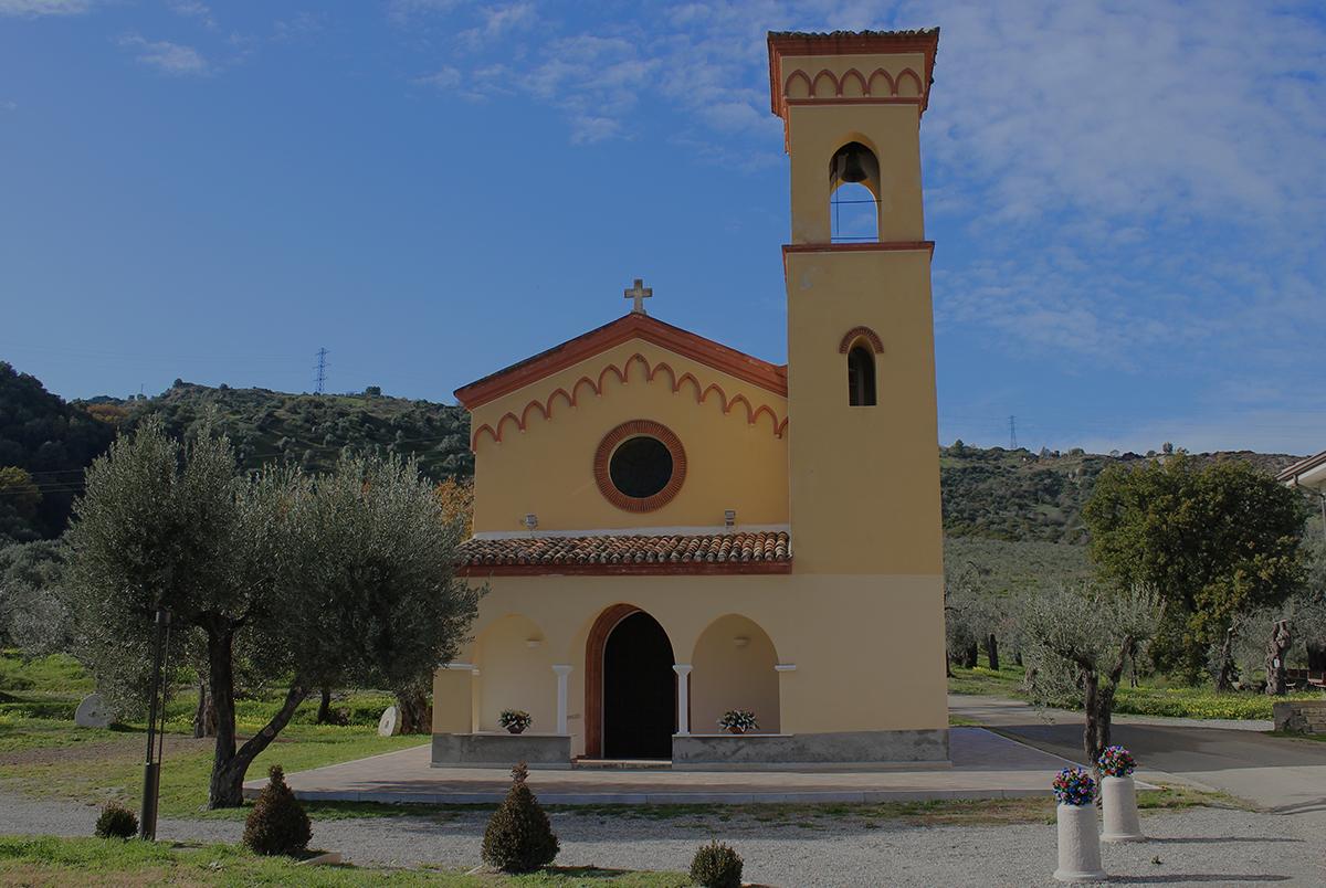 Chiesa - Casale Sant'Isidoro